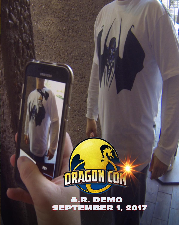 Razrwing AR Demo Hydra T shirt